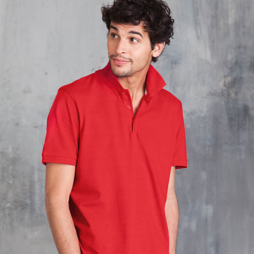 Polo manches courtes - homme