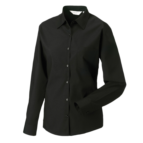 Ladies Poplin Shirt