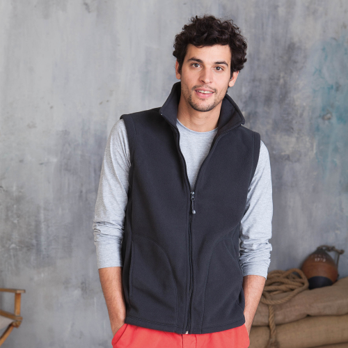 Gilet Micropolaire Luca - Homme