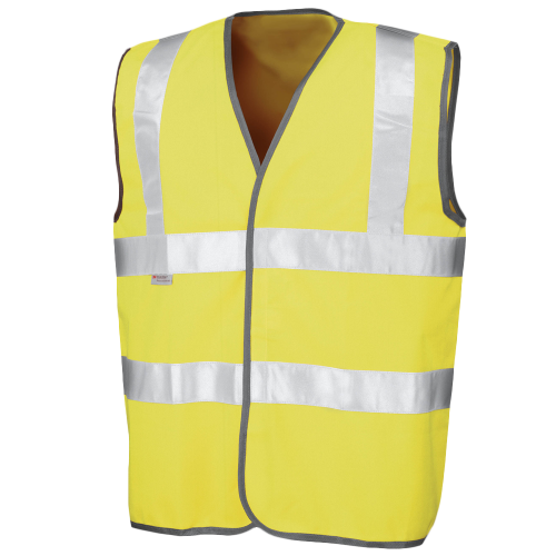 Gilet de sécurité - Safeguard high viz vest EN471