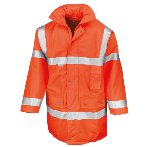 Safeguard Jacket EN471
