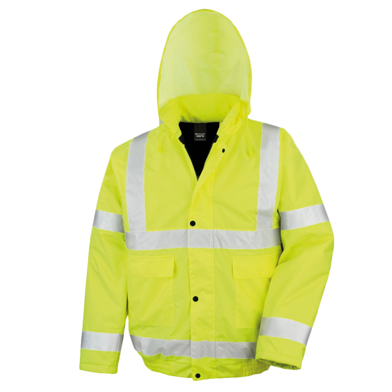 Core EN471 High viz winter blouson