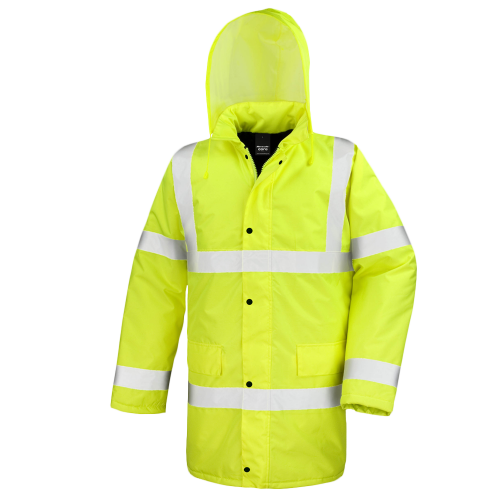 Parka Core EN471 Motorway coat