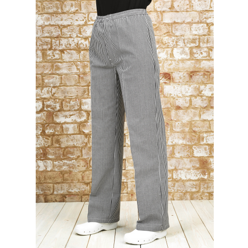 "Chef's trouser ""pull on"""