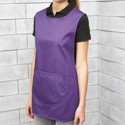 Colour pocket tabard