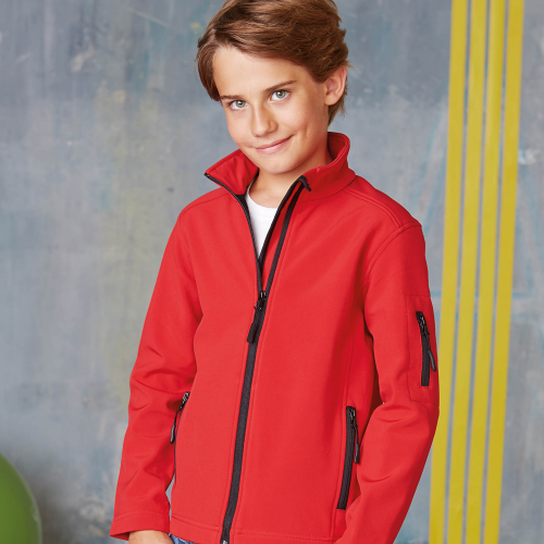 Veste enfant softshell