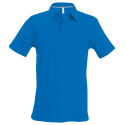 Polo manches courtes - light royal blue