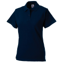 Women polo - french navy