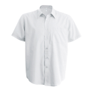 Chemise manches courtes - white