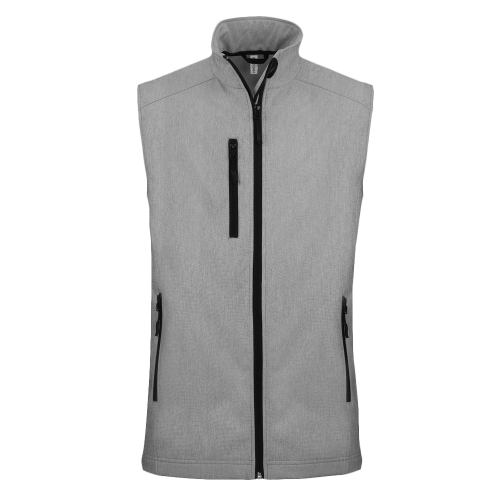 Bodywarmer softshell - marl grey