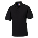 Polo workwear - black