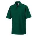Polo workwear - bottle green