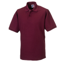 Polo workwear - burgundy