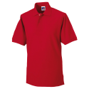 Polo workwear - classical red
