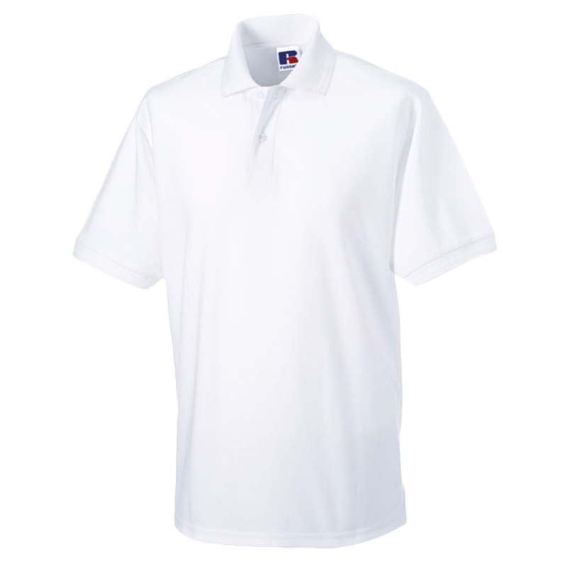Polo workwear - white