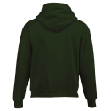 Kids hooded sweat - forest green