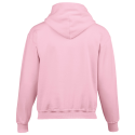 Kids hooded sweat - light pink