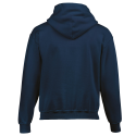 Kids hooded sweat - navy