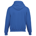 Kids hooded sweat - royal blue