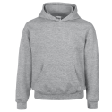 Kids hooded sweat - sport grey