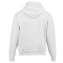 Kids hooded sweat - white