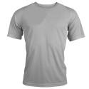 T-shirt sport - finegrey