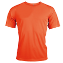 T-shirt sport - fluorescent orange