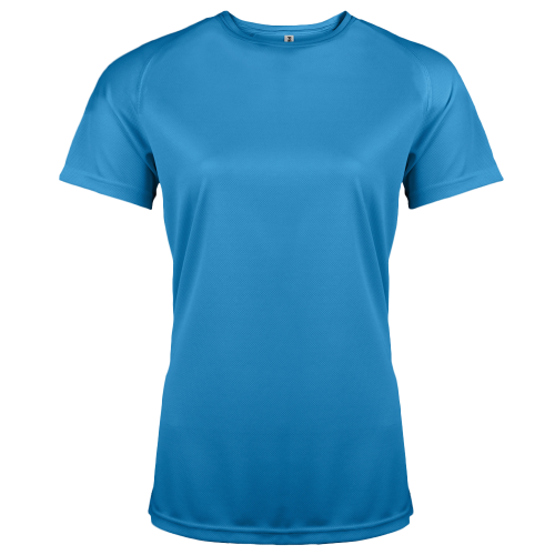 T-shirt sport - aquablue