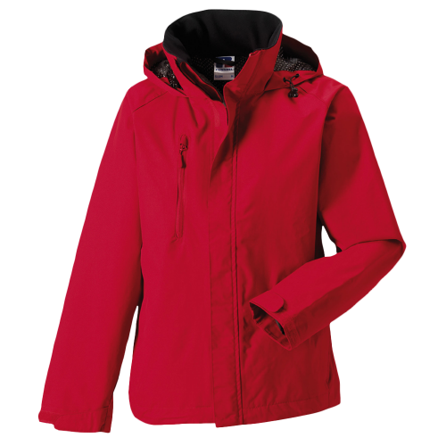 Parka - classical red