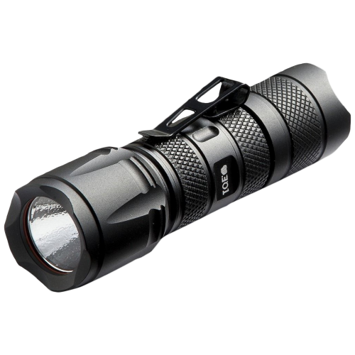 Lampe tactique T.O.E. Tactical Light - 200 Lumens