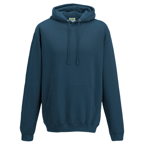 Sweat shirt Capuche - air force blue