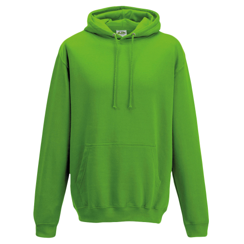 Sweat shirt Capuche - allien green