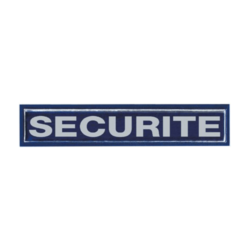 Barrette SECURITE