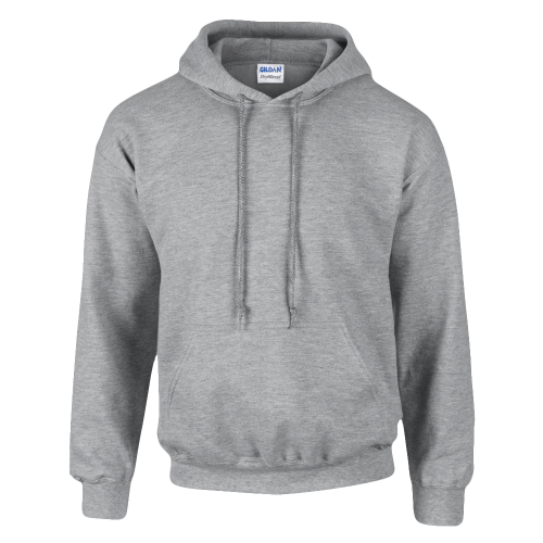 Sweat shirt Capuche - AwDis - sport grey - face