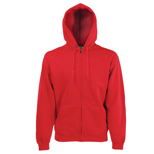 Sweat shirt Capuche zippé Homme - Hooded sweat jacket