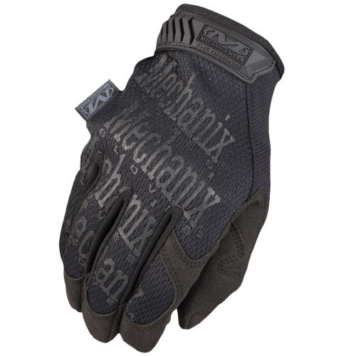 Gants Mechanix original noir - dos