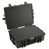 Valise rigide type 6500 - ouvert mousse