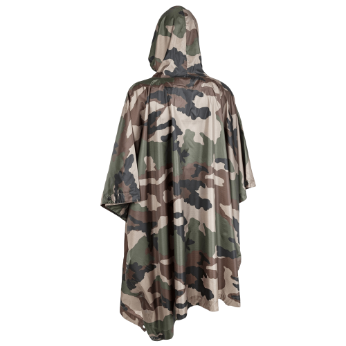 Poncho ultra-light ripstop can ce - dos