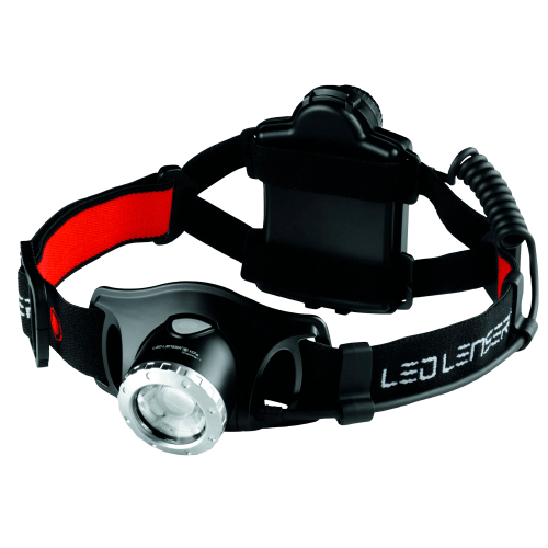 Lampe frontale H7.2 Led - 250 lumens - face