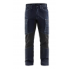 Pantalon Services Denim Stretch 2D