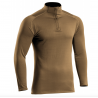 Sweat zippé Thermo Performer niveau 3 tan